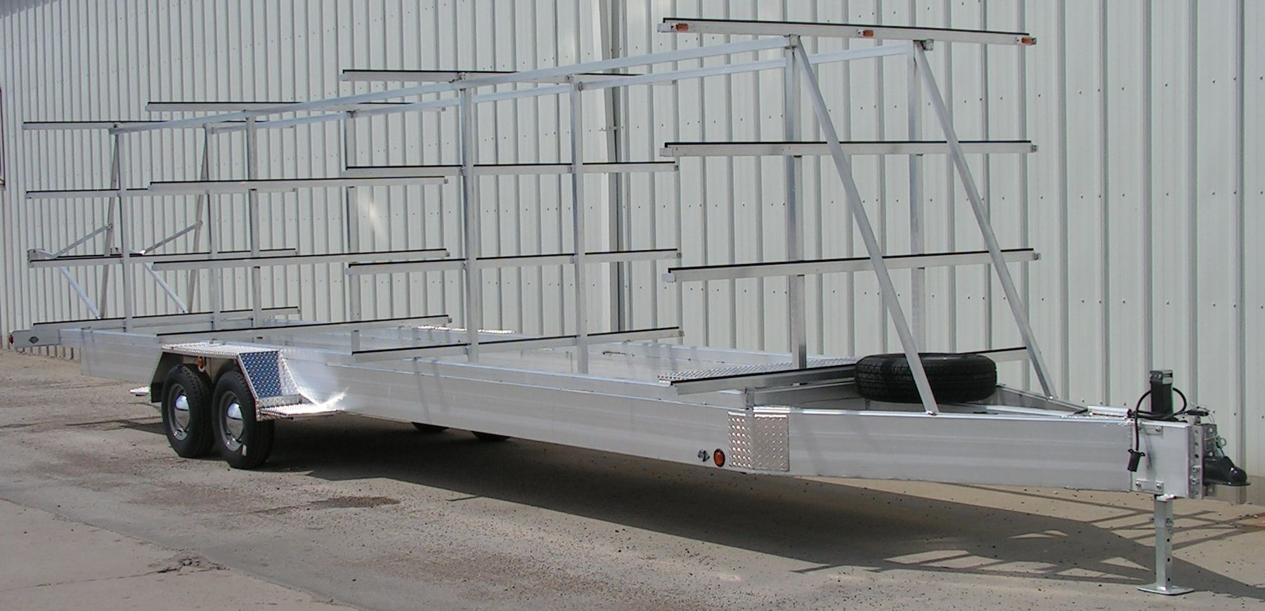 25401 also Boat as well Precision Products Push And Pull Polly Cart 12 Cubic Feet Lcp1000 moreover LC328330 furthermore Boat Trailer. on trailer frame dimensions